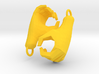 Hands Charm 3d printed