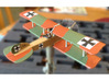Albatros C.V/16 (various scales) 3d printed Photo & painting courtesy Mike Werner