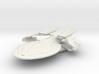 Archer Class VI Battleship 3d printed