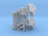 Tsunami Squad Upgrade Kit (Short Barrel, Light) 3d printed