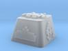 Space Invader 3d printed