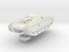1/144 Tank Grotte (TG-1) 3d printed