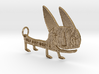 OLI ART BOX v1 Vicuna Figurine Pendant 3d printed