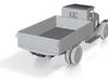 WIP Soviet truck Zis-5 1:48 28mm wargames 3d printed