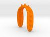 KEY FOB SPIKE 2   3d printed