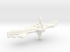 Eve Online Hyperion Ship  3d printed