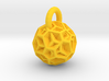 Inside the Hive Keychain 3d printed