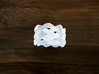 Turk's Head Knot Ring 5 Part X 8 Bight - Size 6 3d printed