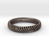 Wire Rope Ring Size 10 - ID - 19.77mm 3d printed