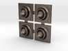 Eyeball Sockets Array 3d printed