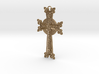 Celtic-Cross-Necklace 3d printed