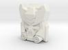 Deadend, Construct-Bots Face (Titans Return) 3d printed