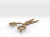 Hairdresser Scissors Pendant 3d printed