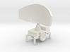 1/200 Scale Hawk Missile PAR (Pulse Acquisition Ra 3d printed