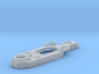 1/600 HMS Ajax Lower Bridge Superstructure 3d printed 1/600 HMS Ajax Lower Bridge Superstructure