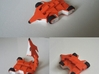 Foxic 1/10th scale model wheels  3d printed