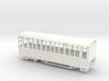 009 Sentinel Railcar Long Coach 3d printed