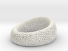 Mesh Bracelet 3d printed