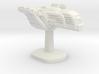 Tempus Nautica Board Game Piece - Police ship 3d printed