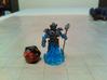 Water Elemental Myrmidon 3d printed