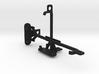 BLU Dash L tripod & stabilizer mount 3d printed