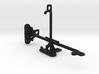 BLU Studio C 5 + 5 tripod & stabilizer mount 3d printed