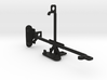 HTC One 2014 tripod & stabilizer mount 3d printed