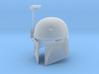 Boba Fett ESB Helmet 1/6,5th Scale 3d printed