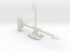 Huawei P9 lite tripod & stabilizer mount 3d printed