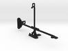 Huawei P8max tripod & stabilizer mount 3d printed