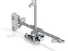 Lava Iris 470 tripod & stabilizer mount 3d printed
