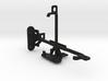 Microsoft Lumia 435 tripod & stabilizer mount 3d printed