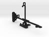 Panasonic P66 tripod & stabilizer mount 3d printed
