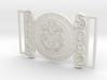Evie Frye Belt Buckle 3d printed