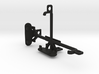 Plum Trigger Plus III tripod & stabilizer mount 3d printed