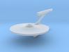 1/2500 Destroyer Akula 3d printed