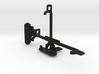Samsung Galaxy S5 mini tripod & stabilizer mount 3d printed