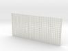 Arch. Fascia (Barge) Boards - Clover Leaf Pattern 3d printed
