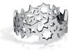 Stars Ring US7 3d printed