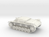 VBA Stug III Ausf A 1:48 28mm Wargames 3d printed