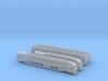 mDDM set (1:160) 3d printed