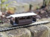 Volks Railway Car 2 of 1885  009 3d printed Kit as painted but before glazing
