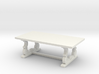 Decorative French Coffee Table 3d printed