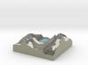 Terrafab generated model Fri Oct 28 2016 15:58:14  3d printed