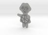 Keksstempel Winnie Figur2 (1 Teil) 3d printed