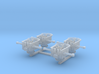 1/350 RN WW2 HACS MKII Open (4) 3d printed 1/350 RN WW2 HACS MKII Open (4)