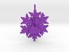 3D Printed Block Island SnowFlake 3d printed