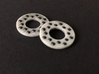CoolSpin - Bottom Button only 3d printed Example of ball bearings