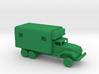 1/200 Scale M291 Expansible Van Truck 3d printed