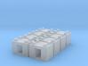 Single Inner Bridge Toggle Box 3d printed
